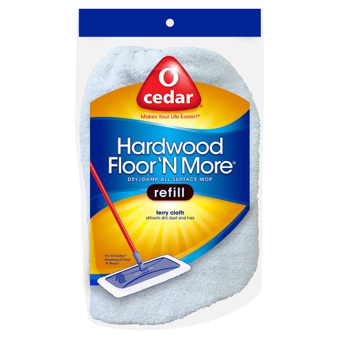 O Cedar Hardwood Floor N More Microfiber Mop With